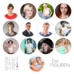 Blutparadies Figuren