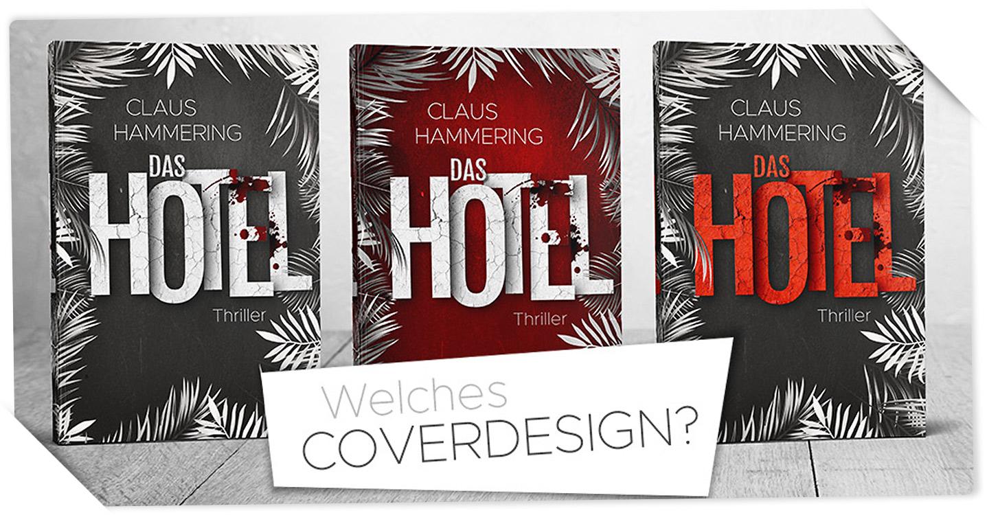 Coverdesign Umfrage